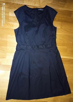Черное платье esprit p.16