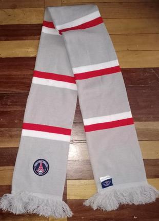 Футбольный шарф fc paris saint-germain