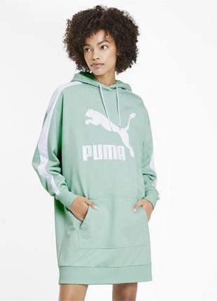 Puma новое платье свитшот