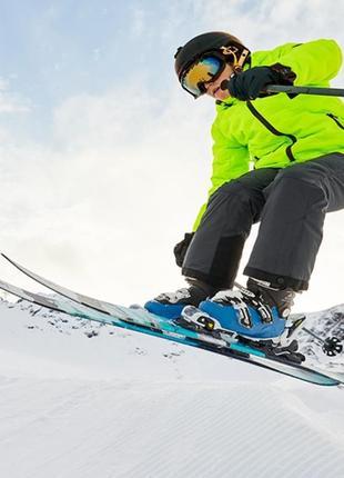 Детские зимние штаны лыжный полукомбинезон lego wear р.104 reima columbia