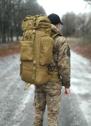 Тактические рюкзаки койот