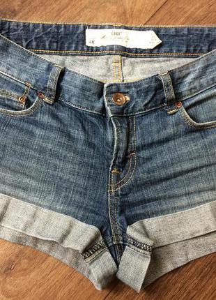 Джинсовые шорты hsm