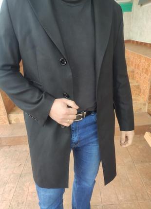 Фирменный мужской пиджак