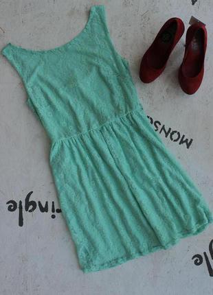 Замечательное летнее платье арт.89