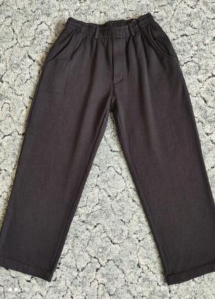 Теплющие штаны на флисе р.m-l