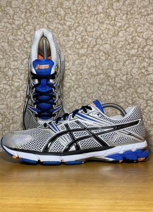 Мужские спортивные кроссовки asics gel gt-1000 оригинал размер 41