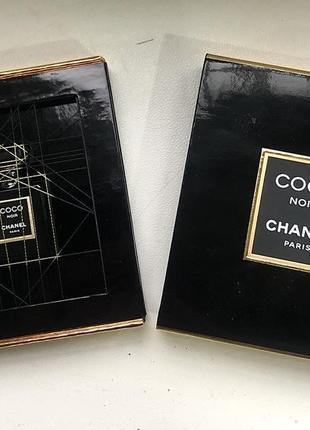 Новый пробник духов духи шанель оригинал chanel coco noir
