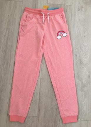 Cпортивные штаны джоггеры для девочки pepperts