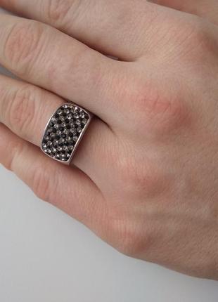 Кольцо,  элитная бижутерия.