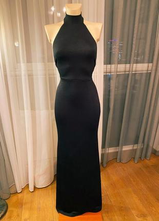 Prettylittlething платье вечернее макси