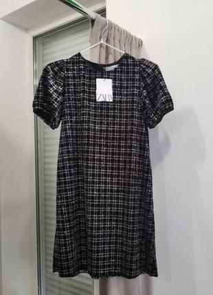 Нарядное платье zara
