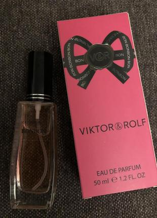 Женский парфюм 50 мл виктор ролф стойкие