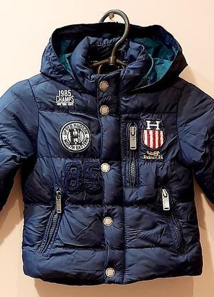 Куртка зимняя курточка оригинал