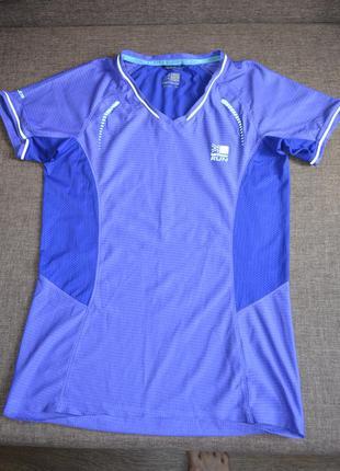 Спортивная футболка бренда karrimor