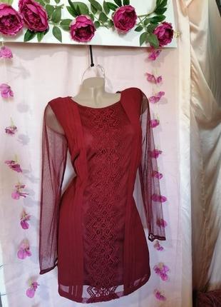Красивое платье -туника f&f*824