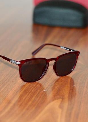 Оригинальные солнцезащитные очки salvatore ferragamo, совершенно новые
