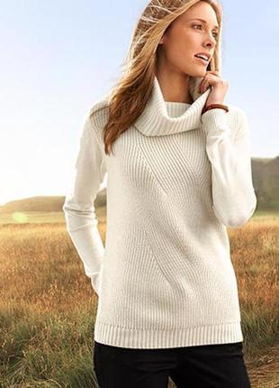 Пуловер-гольф наш 42-44 tchibo германия