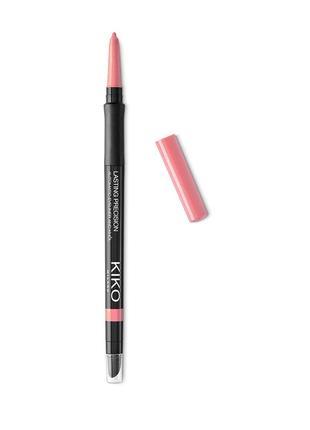 Автоматический карандаш для глаз kiko milano lasting precision automatic and khôl 02