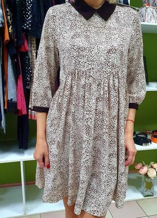 Супер платье с обалденной тканью
