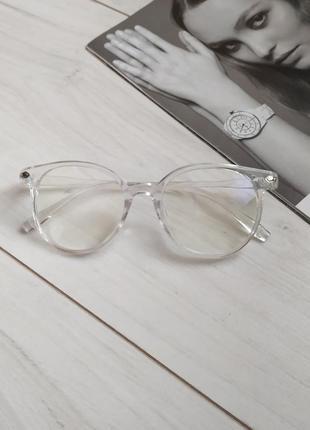 Очки для компьютера, компьютерные очки с антибликом