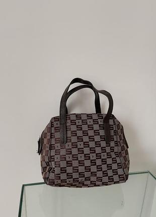 Стильная сумка sisley в стиле zara mango