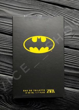 Zara batman детские духи парфюмерия туалетная вода оригинал испания