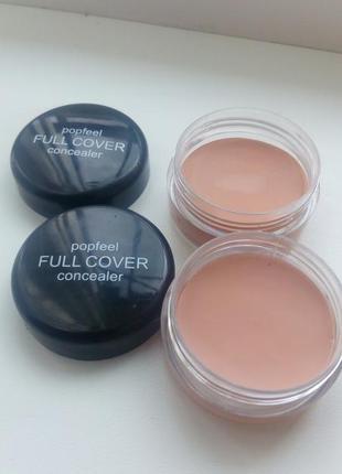 Консилери-коректори для макіяжу