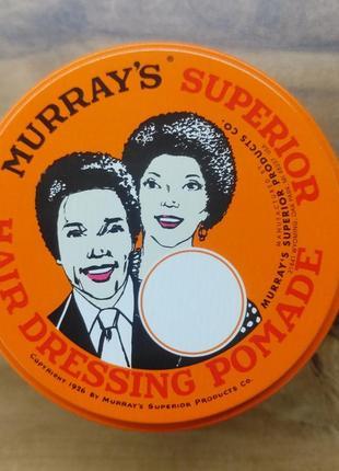 Помада для укладки волос murrays superior pomade бриолин
