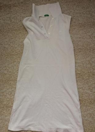 Стильное спортивное платье