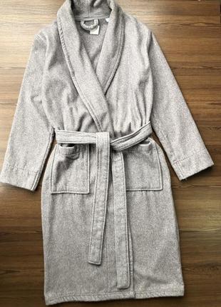 Роскошный махровый велюровый халат