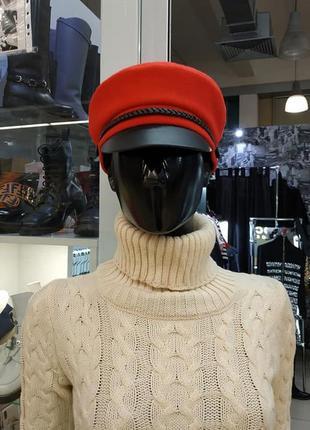 Кепка кепи картуз модные женские кепки, фуражки кепi кашкет шапка фуражка