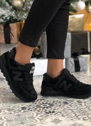 Шикарные зимние кроссовки6 фото