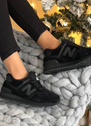 Шикарные зимние кроссовки8 фото