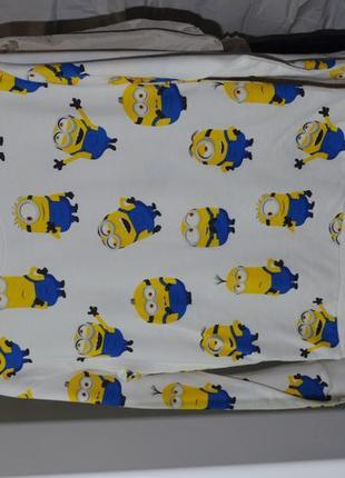 6-8/8-10 лет h&m фирменный новый свитшот кофта батник с принтом миньйоны посипаки minions8 фото
