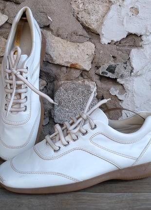 Hogan оригинал белые кроссовки