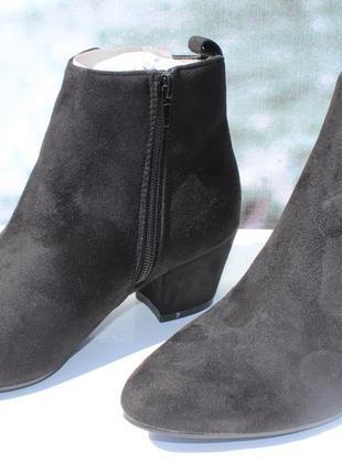 Черные ботинки с кисточками missguided