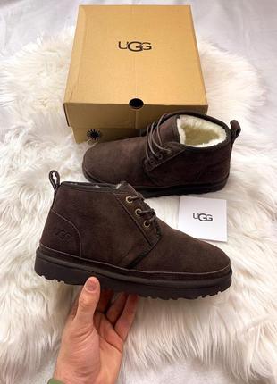Шикарные женские зимние ботинки топ качество ugg 🥭❄️