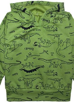 Джемпер детский динозавр