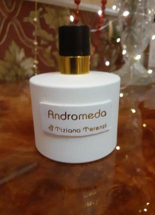 Tiziana terensi andromeda парфюмированная вода женская нишевая. италия, объем 100 мл.