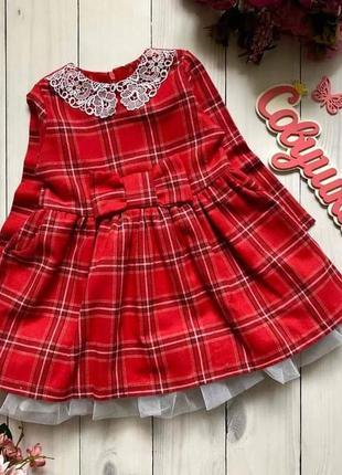Нарядное платье на принцесу