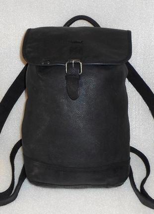 Крупный рюкзак *justified* натуральная кожа