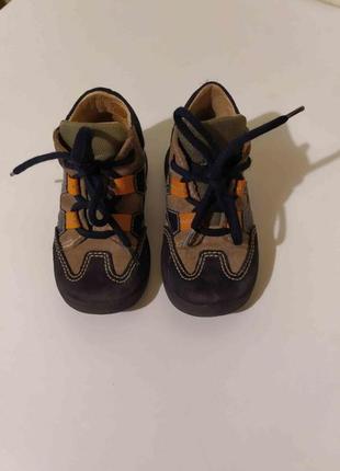 Деми ботиночки на мальчика