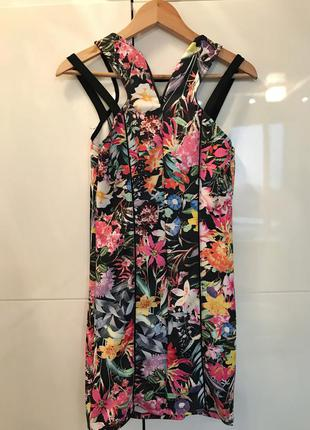Летнее платье от bershka