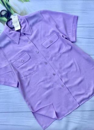 Нежная красивая рубашка,блузка prima