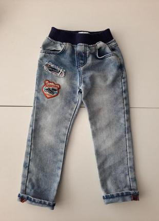 Крутые джинсы на мальчика