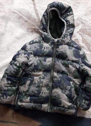 Курточка 2-3г