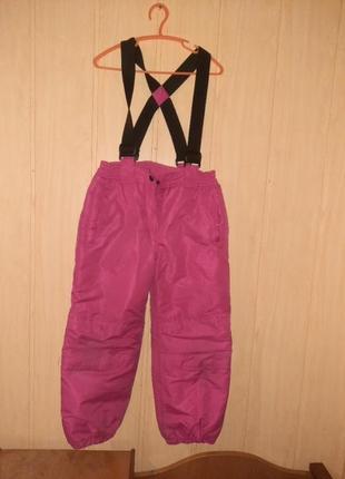 Дитячі лижні штани