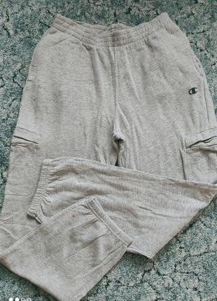 Тёплые штаны р.xl