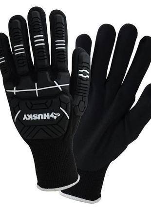 Рабочие перчатки husky impact glove review