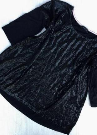 Красивая блузка,кофточка в пайетки